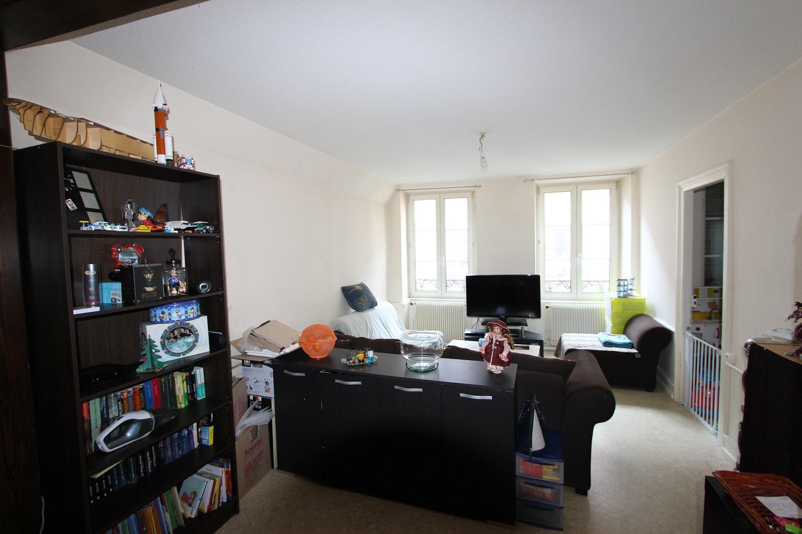 Ribeauvillé – Appartement 4 pièces