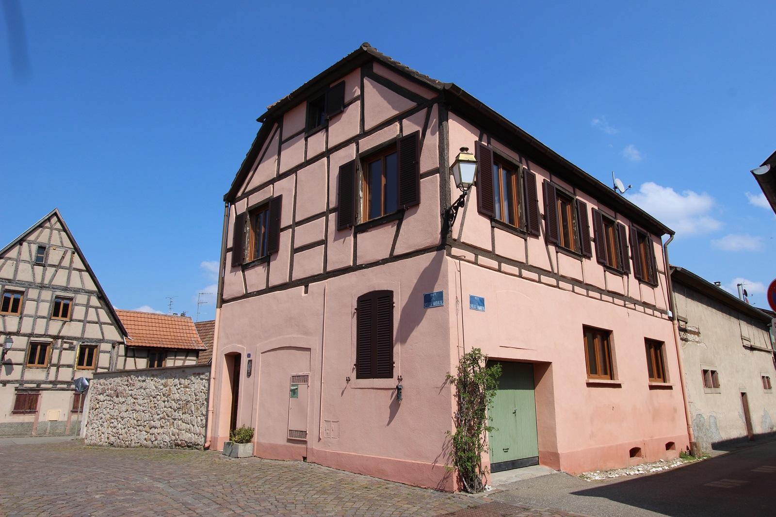 Bergheim – Maison 125 m²