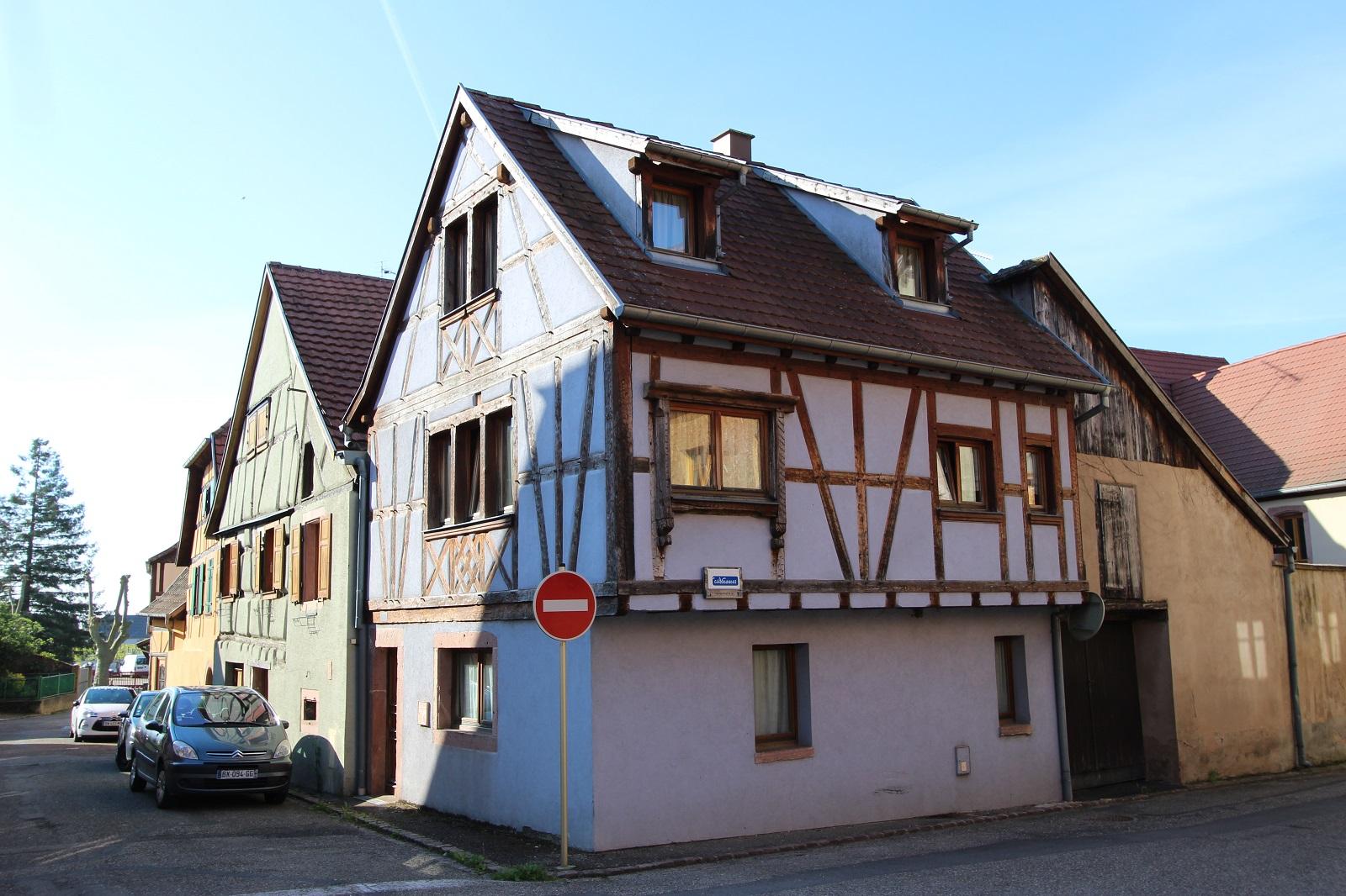 Saint-Hippolyte – Maison 4 pièces