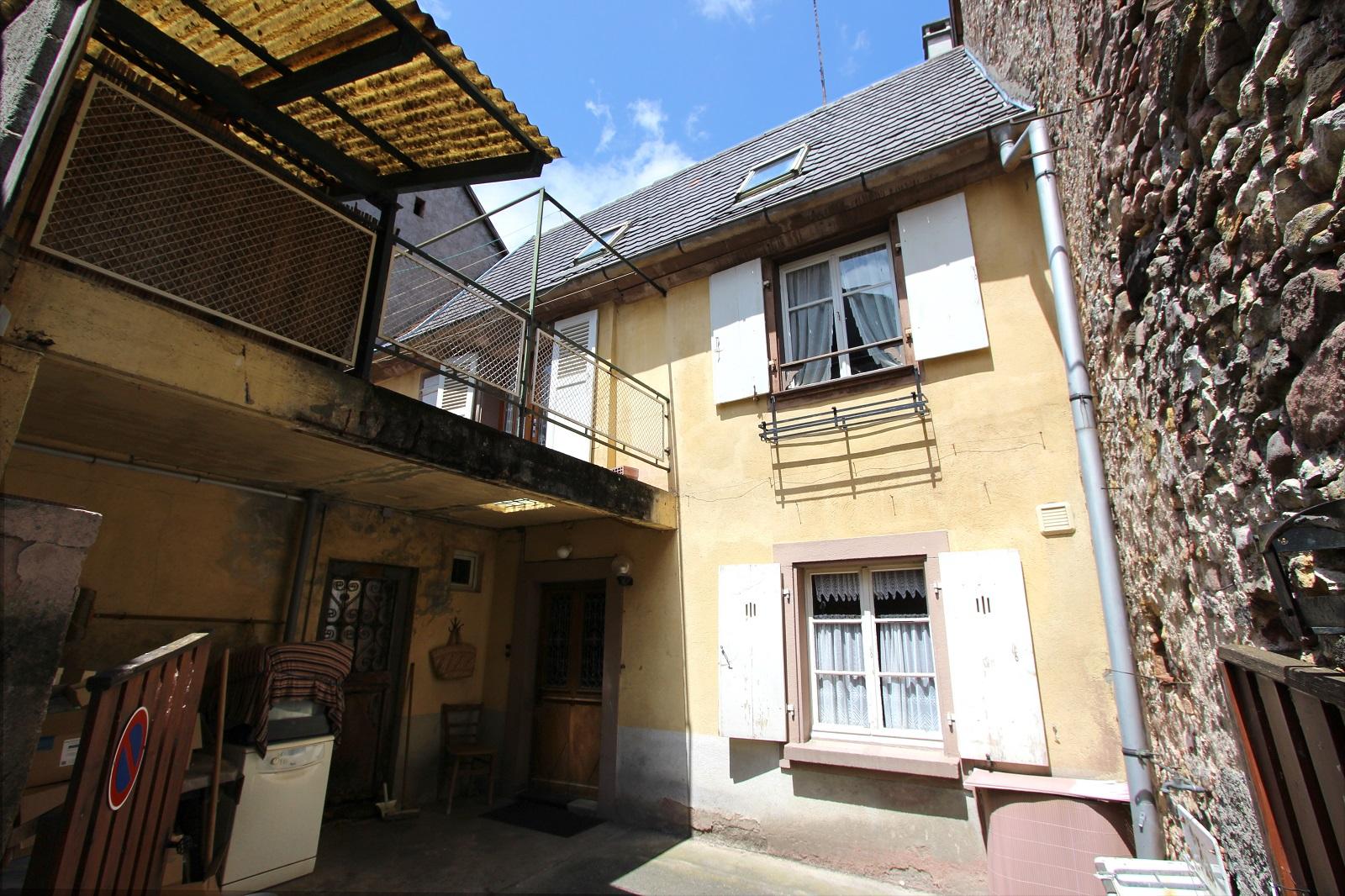Bergheim – Maison à rénover